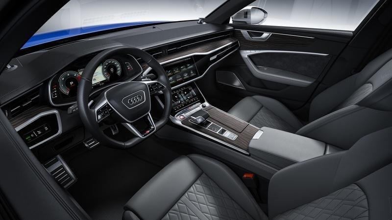 2019 Audi S6 release date