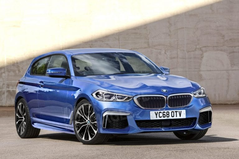 New BMW 1 Series 2020