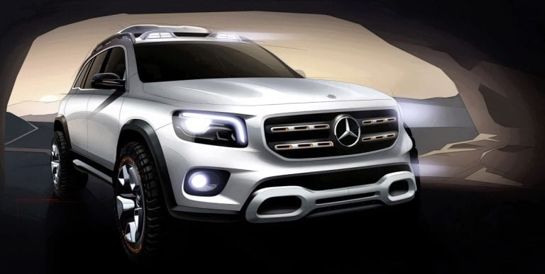 Mercedes GLB specifications