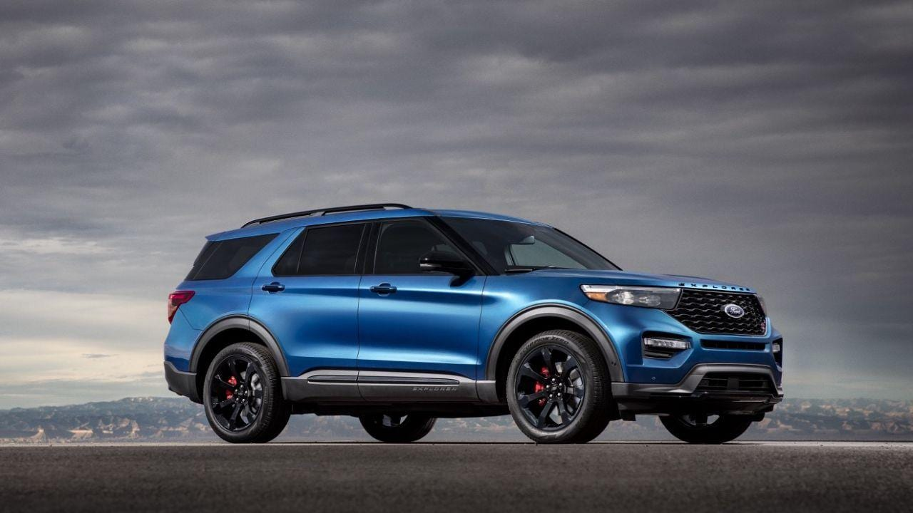 2020 Ford Explorer ST specifications