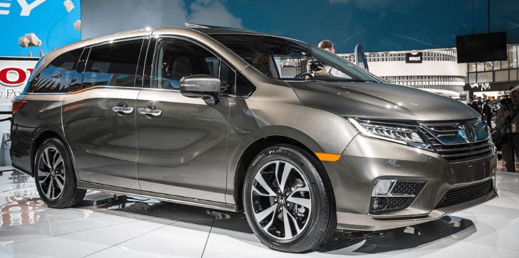 2020 Honda Odyssey update