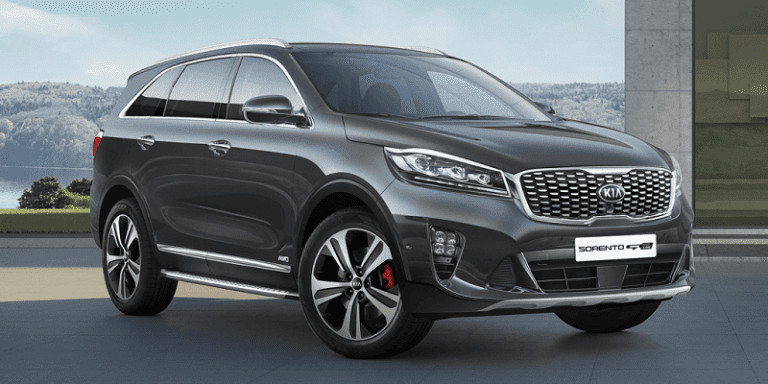 2020 Kia Sorento specifications