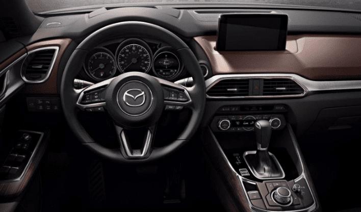 2020 Mazda CX 9 update
