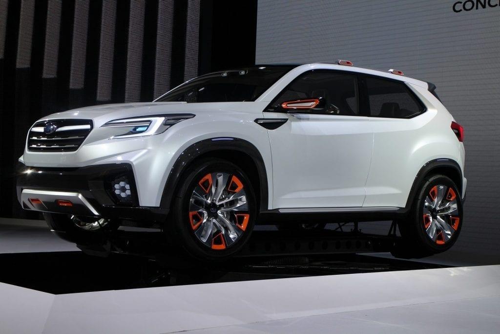 2020 Subaru Crosstrek specifications