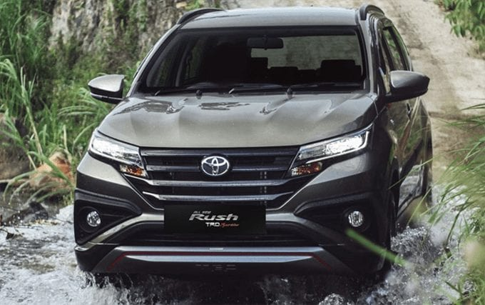 2020 Toyota Rush specifications