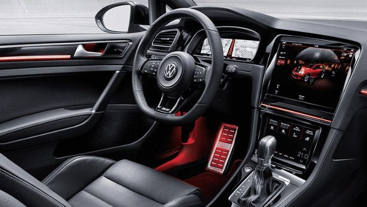 2019 VW Golf MK8 update