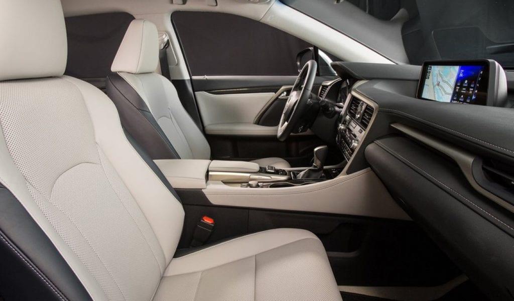 2020 Lexus Rx 350 update