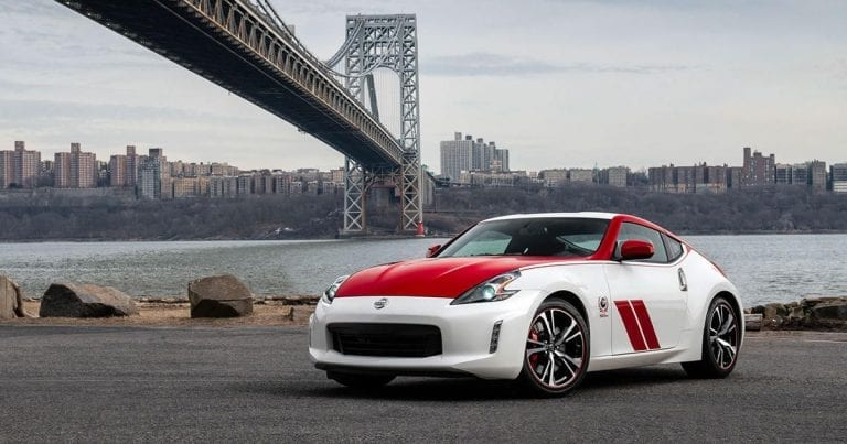 2020 Nissan 370Z specifications