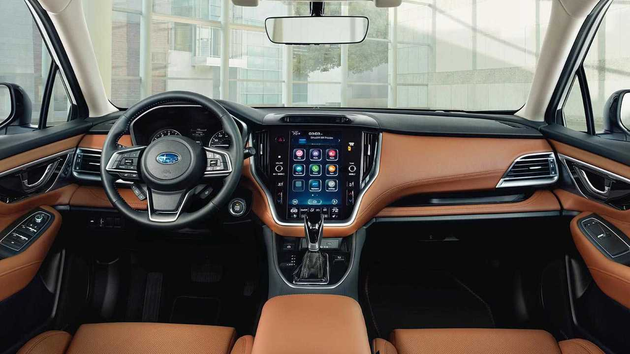 2020 Subaru Legacy update