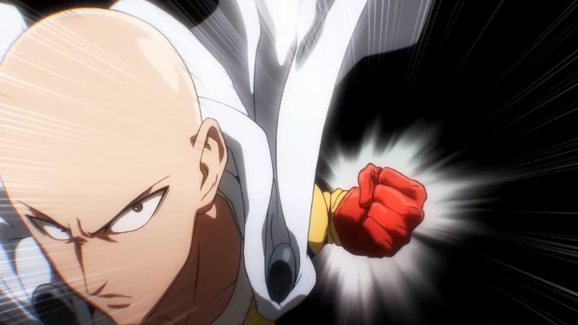 One Punch Man Season 2 Episode 4 watch online