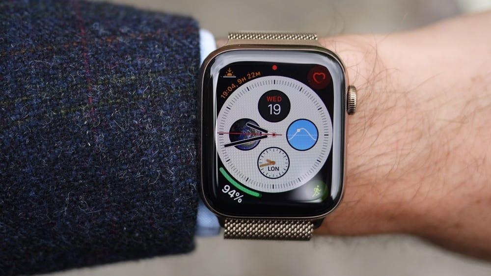 Apple Watch 5 update