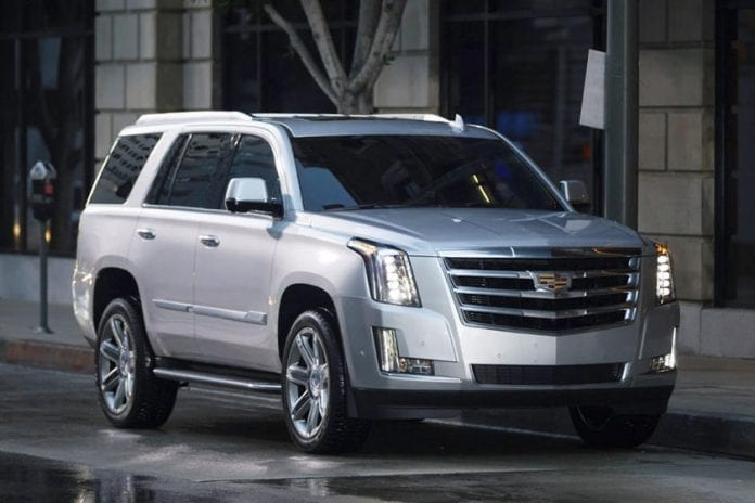 2020 Cadillac Escalade Specifications