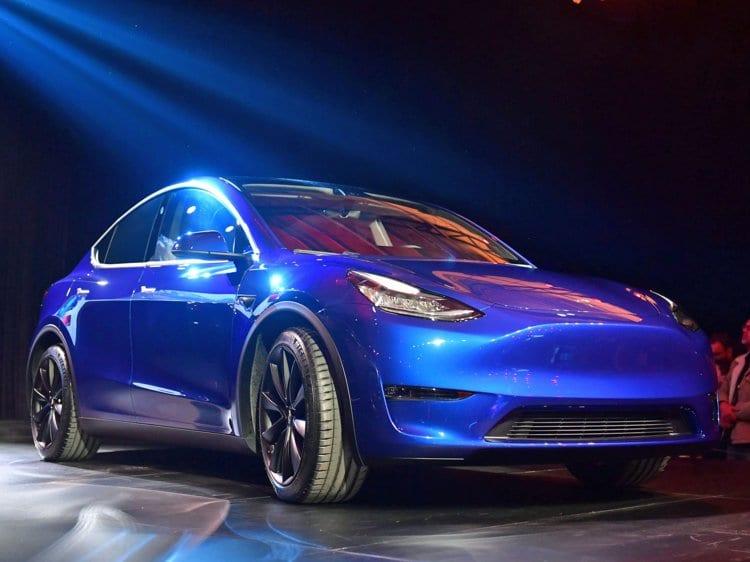 Tesla Model Y Release Date