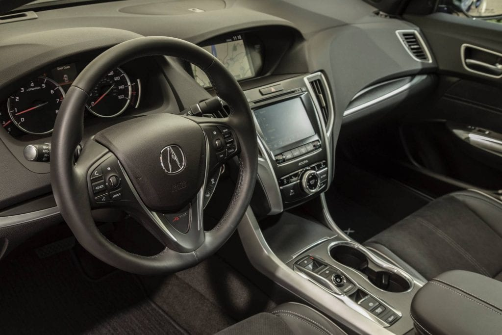 2020 Acura TLX Release Date