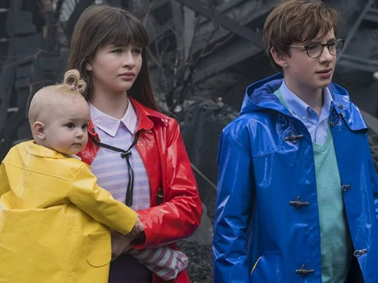 A Series of Unfortunate Events Season 4 Release Date