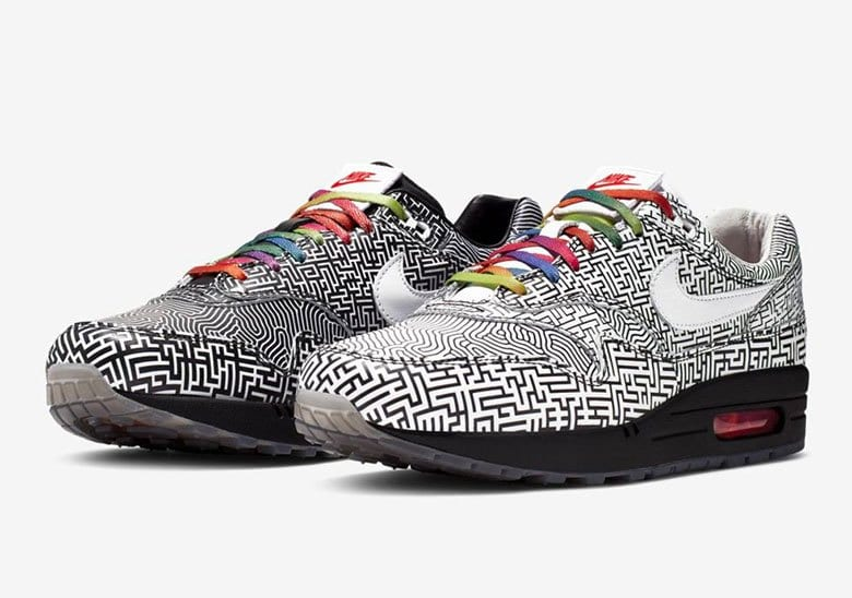 finest selection 366c1 fa9df Air Max 1 Tokyo Maze  Release Date, Photo, And Price