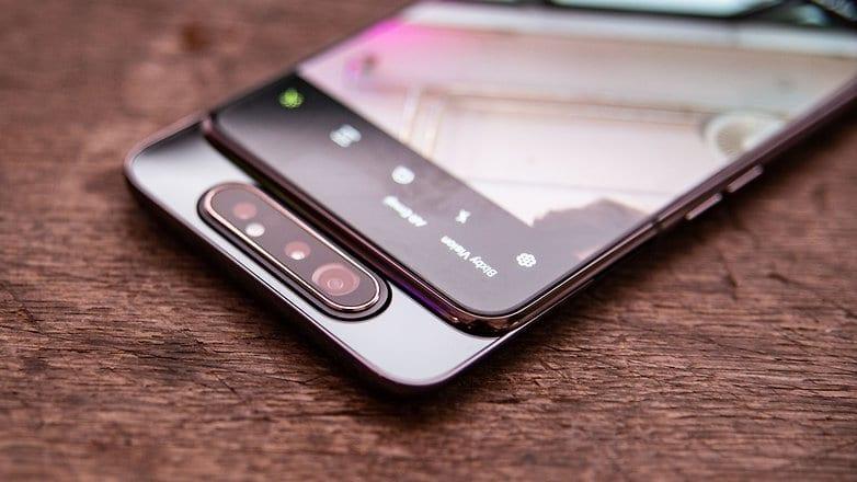 Galaxy A80 update