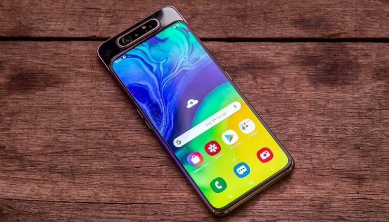 Galaxy A80 Specifications