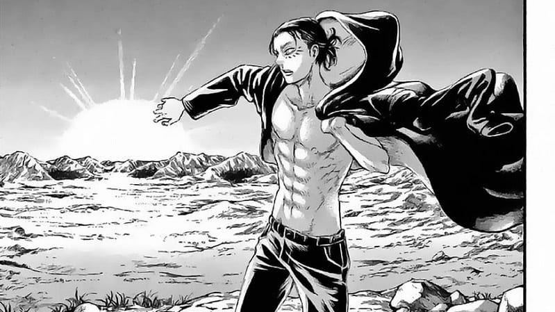 Attack on Titan Chapter 117 update
