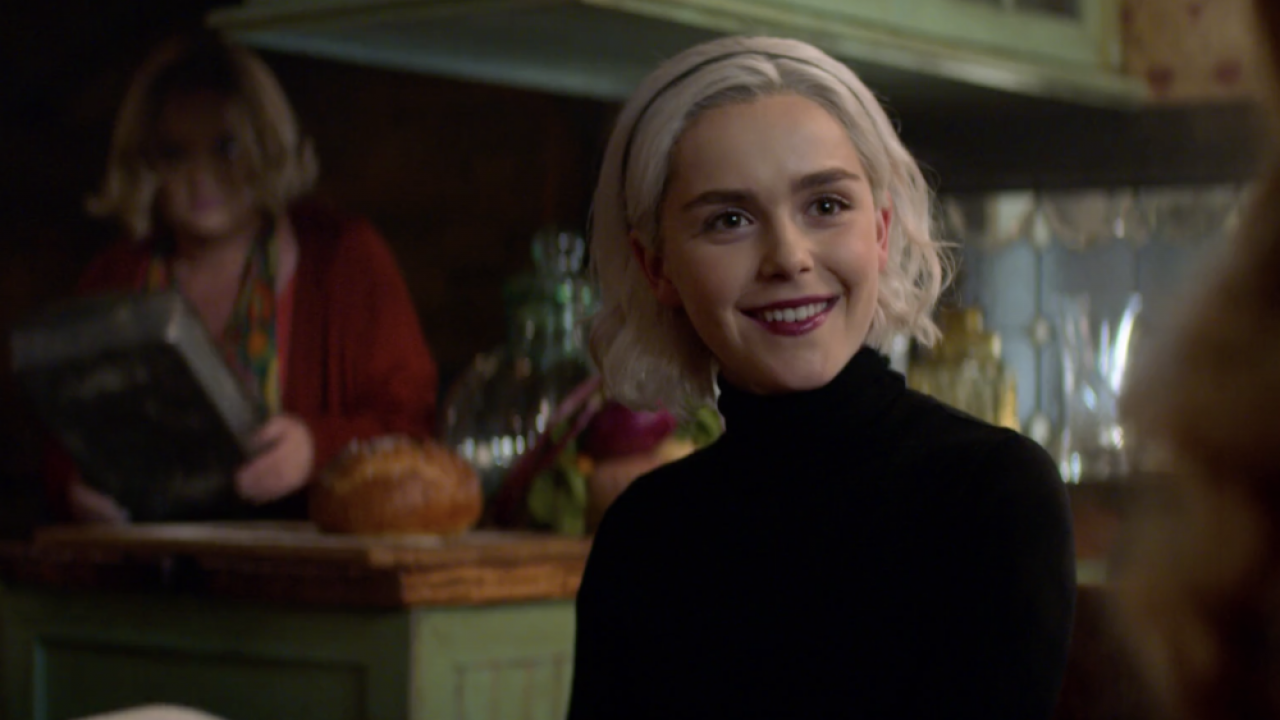 Image result for Chilling Adventures of Sabrina season 4