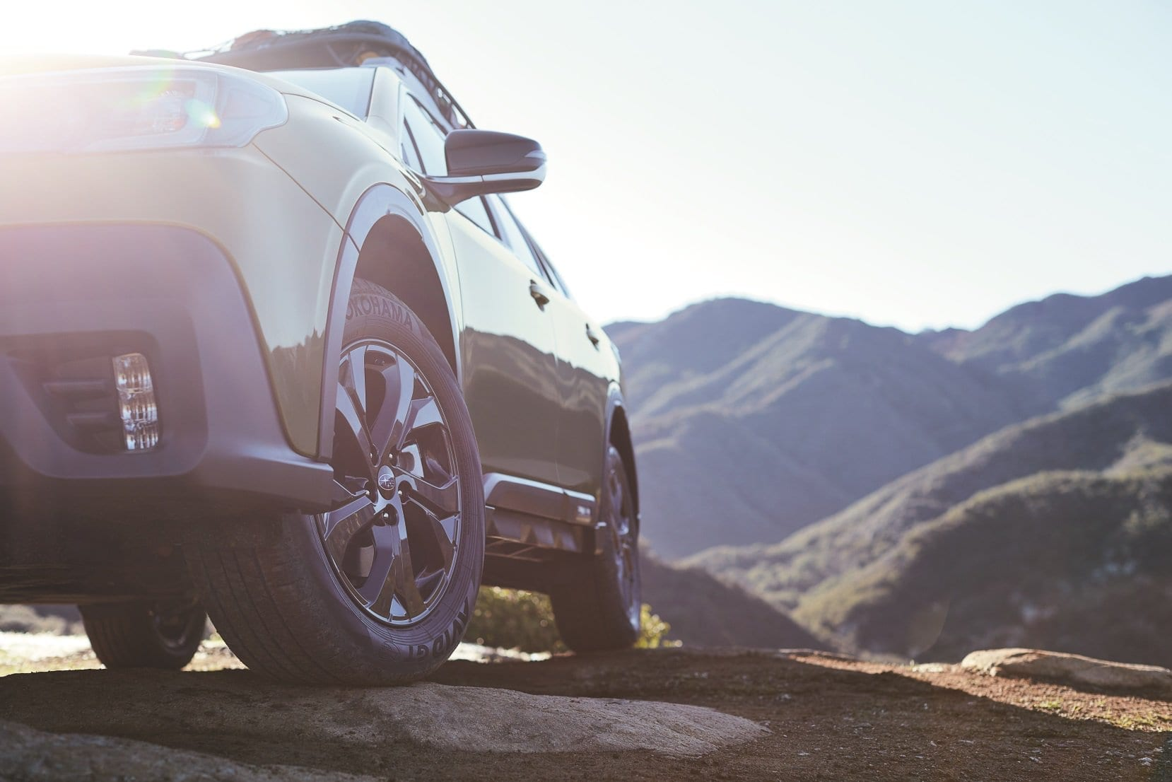 2020 Subaru Outback specification