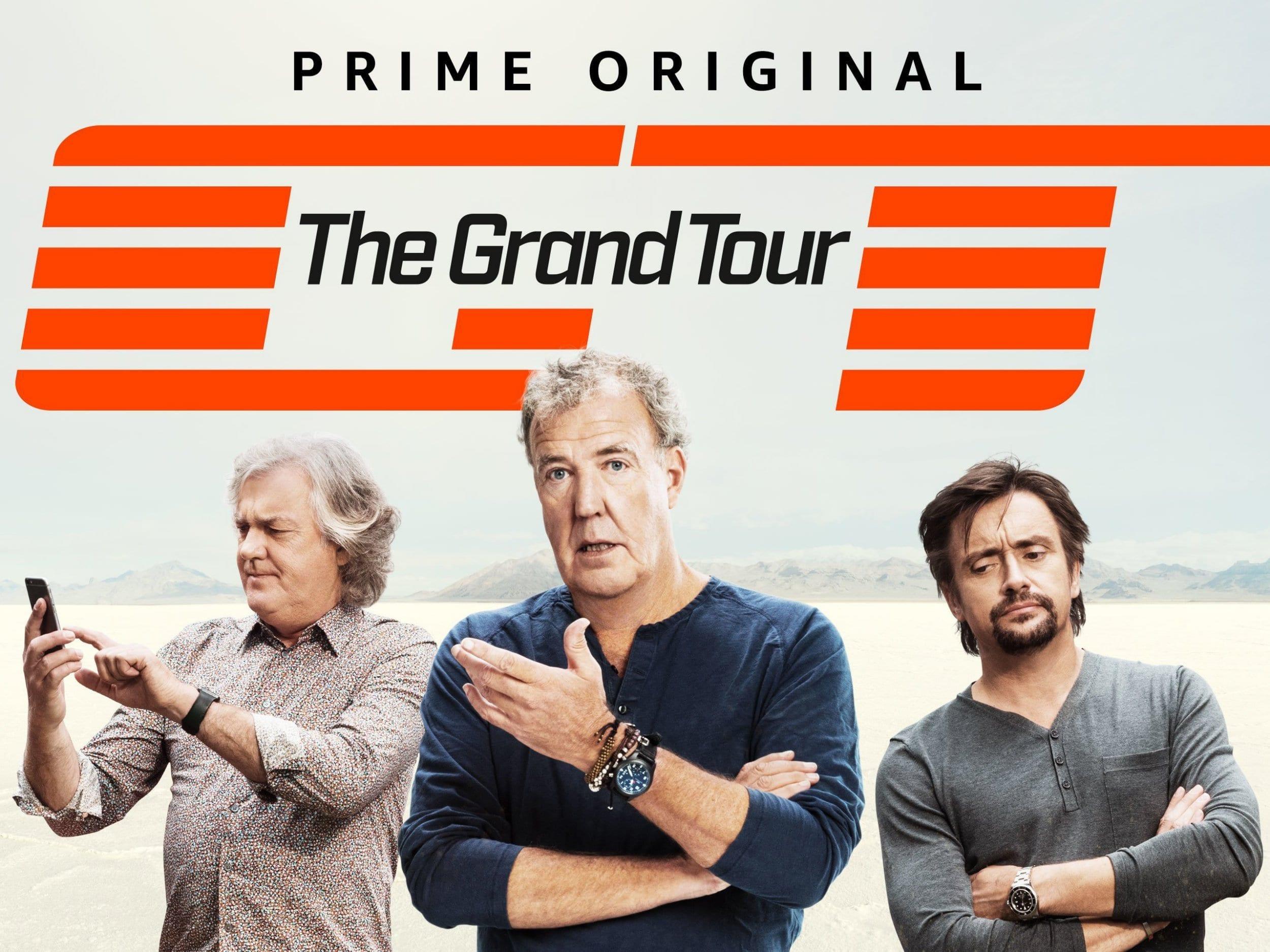 Grand Tour Season 4 update