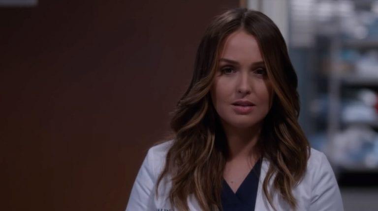 Grey's Anatomy Season 15 Episode 22