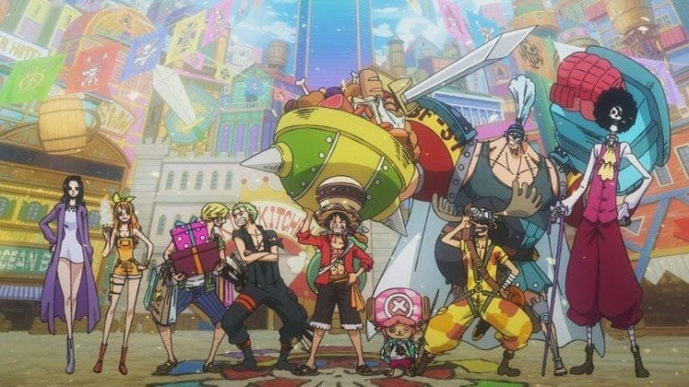 One Piece: Stampede trailer and Release date