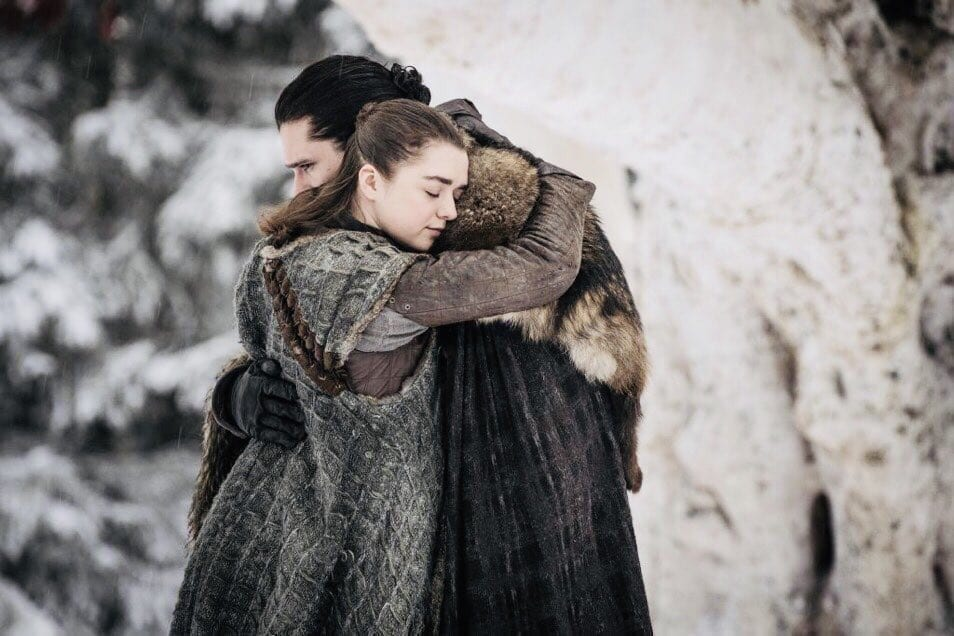Game of Thrones Season 8 Episode 1 Winterfell Ratings