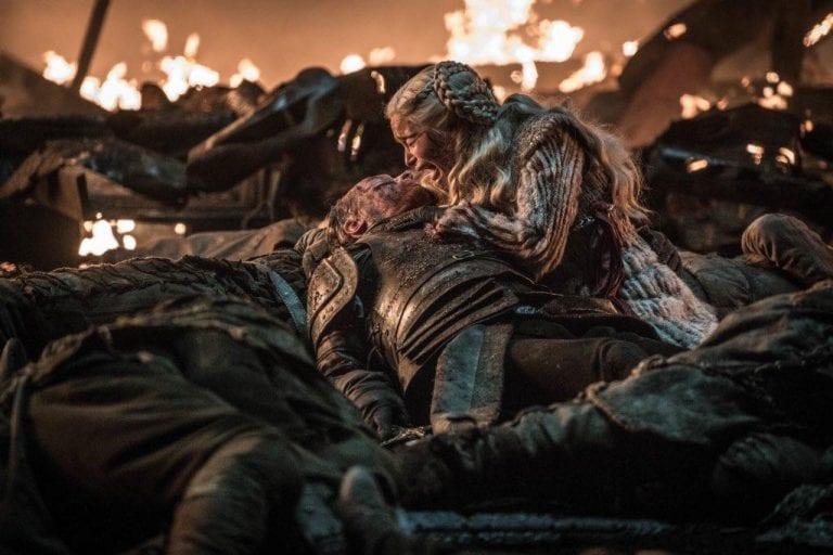 Game of Thrones Season 8 episode 3 Night King Death