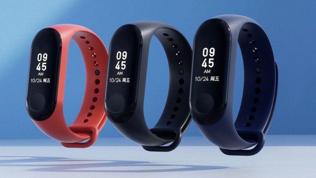 Xiaomi Mi Band 4 Release Date
