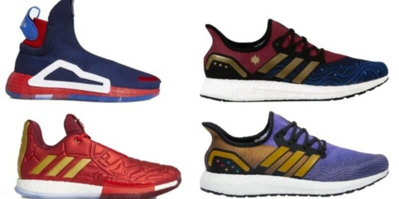 the best attitude cbe22 876f9 Marvel x Adidas: Endgame Sneakers: Release Date And Price ...