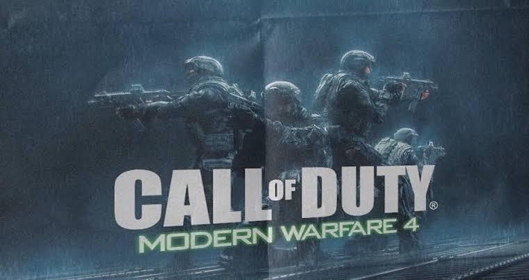 Modern Warfare 4 update