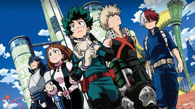 My Hero Academia Chapter 224 Release Date