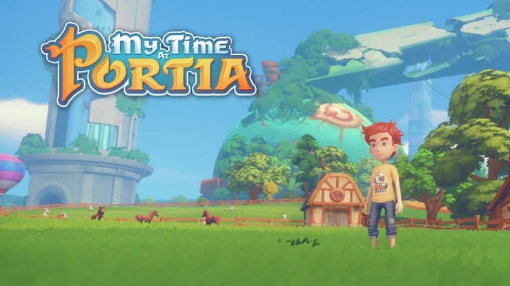 My Time At Portia Switch update
