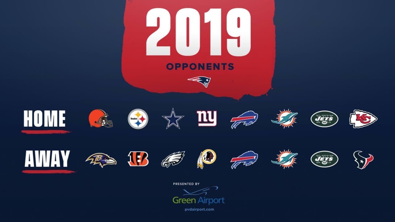Nfl Preseason Games 2020.Nfl Releases Preseason Schedule For 2019 And Details