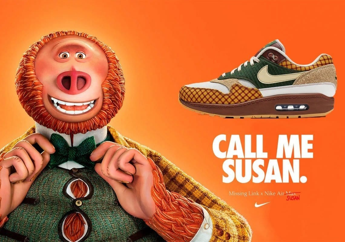 Nike Air Max Susan update