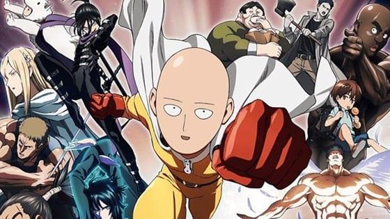 One Punch Man Season 2 Episode 4