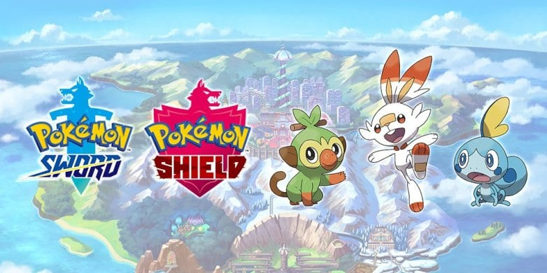 Pokemon Sword And Shield update