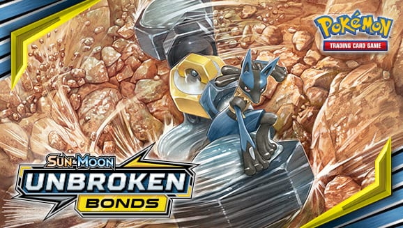 Pokemon Unbroken Bonds update