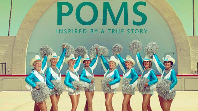 Poms movie update
