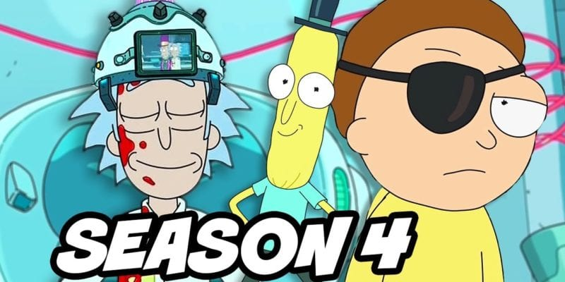 Rick And Morty Season 4 Episode 1: When Does It Come Out?