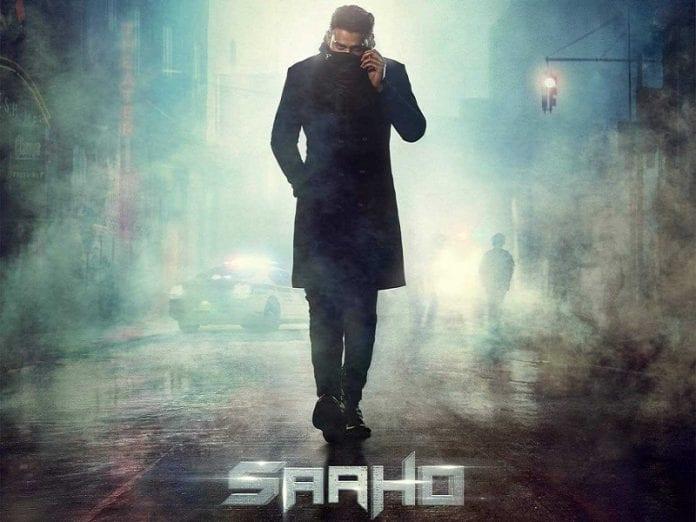 Saaho Release Date