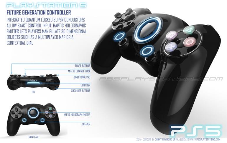 Sony PS5 Controller Leak