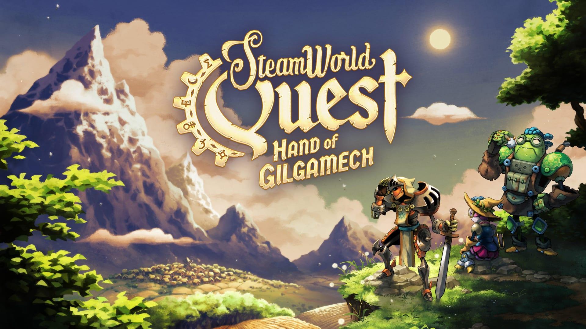 Steamworld Quest update