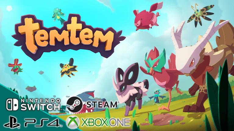 Temtem Release Date