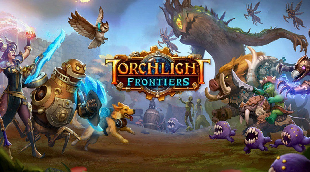 Torchlight Frontiers update