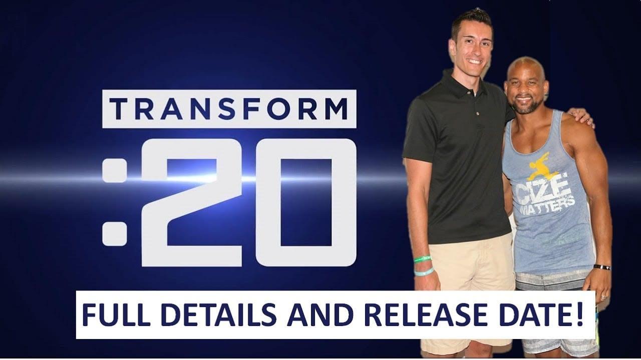 Transform 20 update