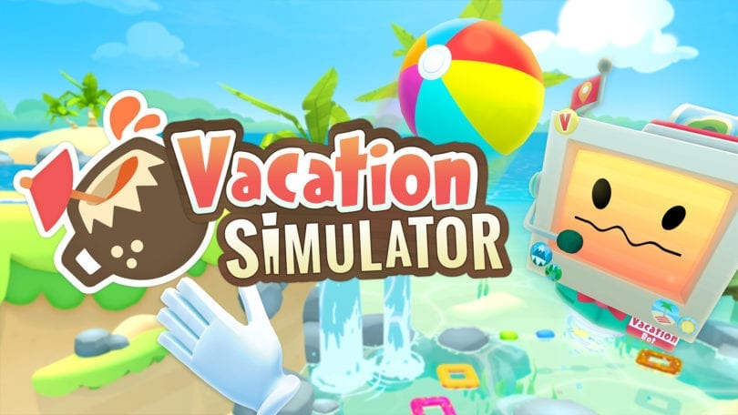 Vacation Simulator update PSVR