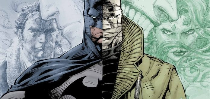 batman hush movie